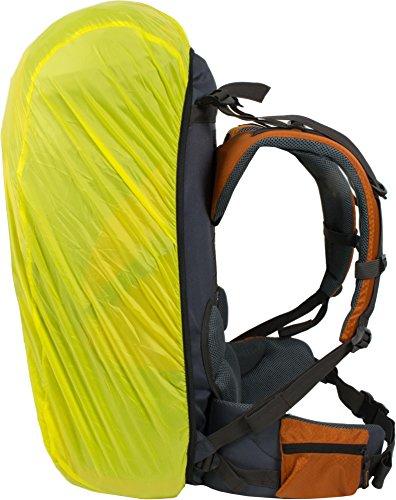 Travel Polar Husky Rucksack Trekkingrucksack mit Regenhülle für Camping, Wandern und Reisen Creaston