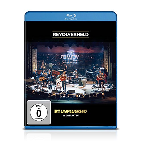 Revolverheld: MTV Unplugged in drei Akten [Blu-ray]
