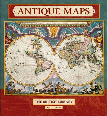 [(Antique Maps 2015 Wall Calendar)] [ Pomegranate Communications Inc,US ] [July, 2014]