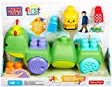 Mega Bloks First Builders Move-n-Groove Caterpillar Toy