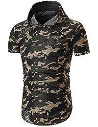 Amazon.es: Camisetas Algodon Baratas - Último mes / Camisetas deportivas / Ropa deportiva: Ropa