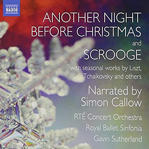 Another Night before Christmas, Scrooge