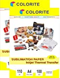 Colorite Sublimation Heat Transfer Paper...