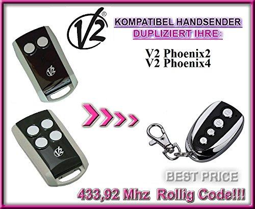 V2 kompatibel handsender / klone TR-112