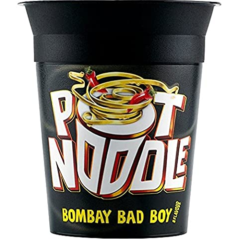 Pot Noodle Bombay Bad Boy (90g) - Paquet de 2