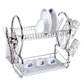 #9: DISH RACK DISH DRAINER LAYERs (1piece)