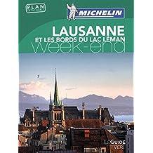 Guide Vert Week-End Lausanne Michelin