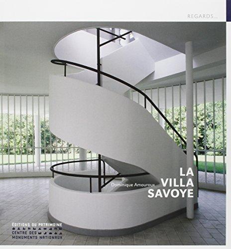 La Villa Savoye par Dominique Amouroux
