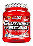 Amix Glutamina + BCAA 500 gr Natural