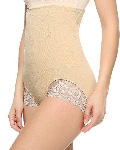 womens-silky-microfiber-corset-body-briefer-bodysuit-slimming-shapewear-xl-2xl-beige