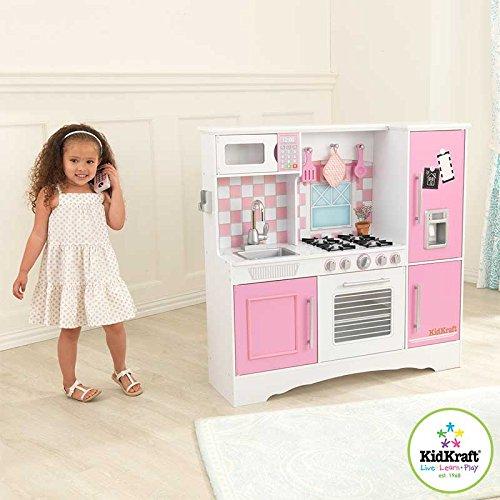 Preisvergleich Produktbild KidKraft Kulinarische Küche in Pastell (3+ Jahre)