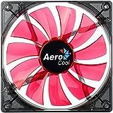 Aerocool EN51370 Ventilateur de boîtier LED 140 mm Noir