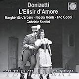 L'Elisir d'amore / L'Élixir d'amour [Import anglais]