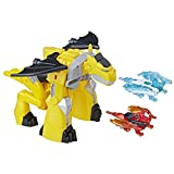 Transformers C1122EU40 Playskool Heroes Rescue Bots Knight Watch Bumblebee Die-Cast Toy