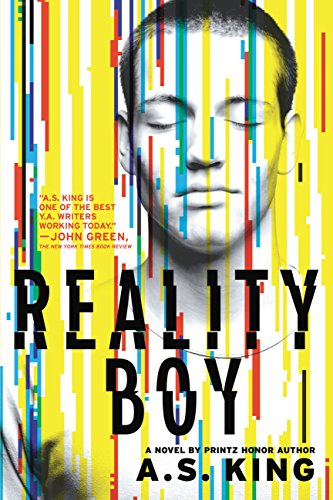 Reality Boy (English Edition) por A.S. King
