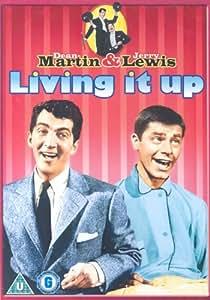 Living It Up [1954] [DVD]