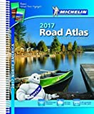 USA, Canada, Mexico 2017 - A4-Spiral (Michellin Tourist & Motoring Atlas) (Michelin Atlas)