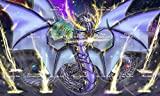 Andycards Playmat Thunder Dragon Colossus - Exclusive Ideal for Link Monsters Yugioh
