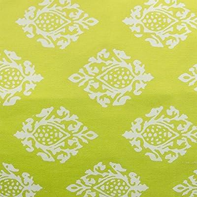 """Yoga-Bolster """"Maharaja Collection"""", Dinkel-Füllung, Bezug aus 100% Baumwolle (Köper), abnehmbar, 65 cm, 23 cm Durchmesser"""