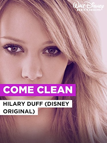 "Come Own up im Stil von ""Hilary Duff (Disney Original)"""