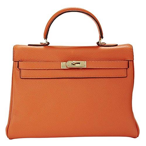 Macton , Damen Henkeltasche orange Orange 32CM Card Holder Wallet Lv