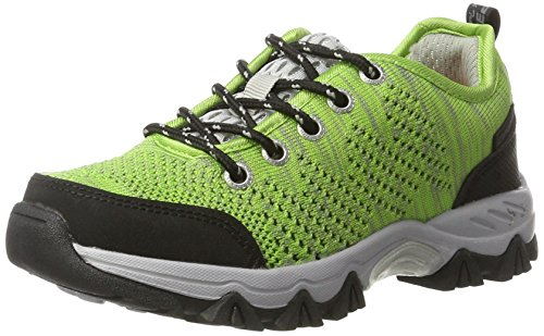 Icepeak Unisex-Kinder Windy Jr Hallenschuhe Grün (Leaf Green)
