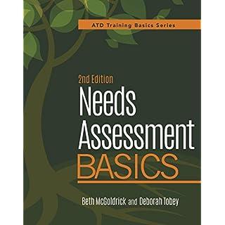 Needs Assessment Basics (Atd Training Basics)