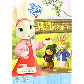 Peter Rabbit - The Tale Of The Lost Ladybird [DVD]