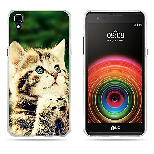 DIKAS TPU Hülle für LG X Power / K220 / LS755, Silikon Schutzhülle TPU Rückschale Schutz Hülle Silicon Cover Tasche für LG X Power / K220 / LS755- Pic: 10