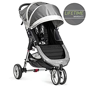 Baby Jogger City Mini Single Stroller Steel Grey   13