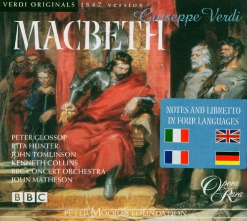 Macbeth (Intégrale)