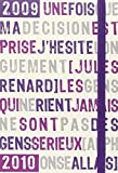 Telecharger Livres 2010 Academic Diary quotations Plum On White 18 Months In French Only (PDF,EPUB,MOBI) gratuits en Francaise