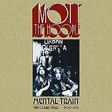 Mental Train - The Island Years 1969-71
