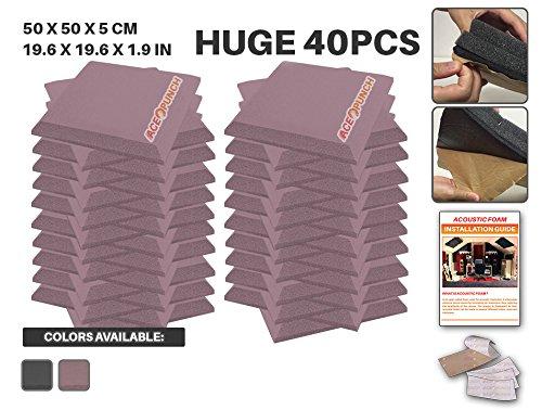 ace-punch-40-paquet-bougogne-auto-adhesif-plat-biseau-tuile-insonorisation-sonorisation-absorbeur-tr