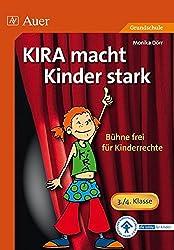 KIRA macht Kinder stark: Bühne frei für Kinderrechte (1. bis 4. Klasse)