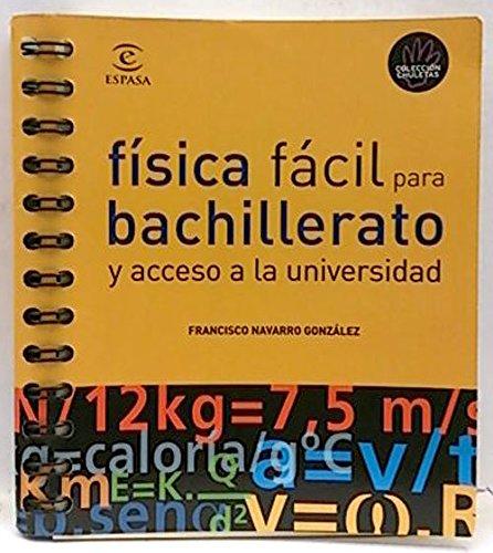 Download Bach Fisica Facil Para Bachillerato Chuletas