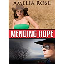 Mending Hope (Western Cowboy Romance) (License to Love Book 2)