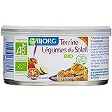 Bjorg Terrine Végétarienne Légumes du Soleil Bio 125 g