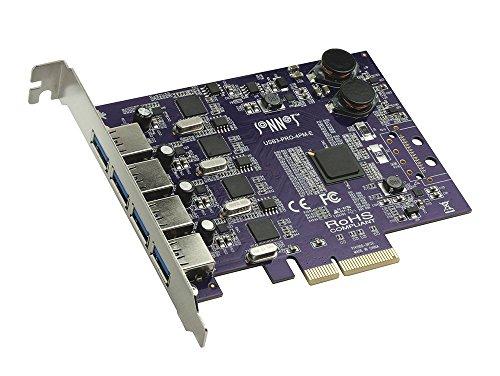 Sonnet Technologies USB3-PRO-4PM-E Aufrüstset -