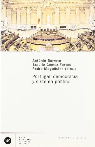 Portugal: Democracia y sistema político (Sociología y política)
