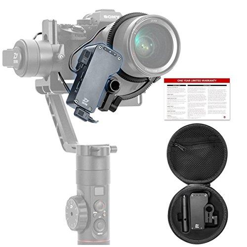 Zhiyun Crane 2 Gimbal Stabilisateur Servo Follow Focus Temps Réel Mécanique pour Toutes Les DSLR mirrorless Caméras comme Canon Panasonic Nikon Sony