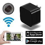 MIIGA Hidden Camera Mini HD Spy 1080p WiFi Remote View Motion Detection Charging Phones Home Security