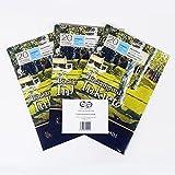 Bockingford Lot de 3paquets de papier Curtisward de formatA4 pour impression à jet d'encre d'aquarelles (60feuilles)