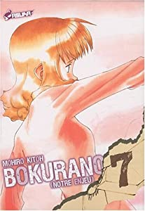 Bokurano, notre enjeu Edition simple Tome 7