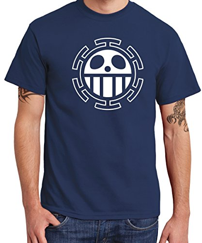 -- T. Law -- Boys T-Shirt Navy