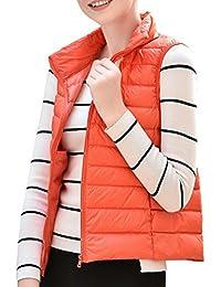 816b080818a BELLOO Women Ladies Girls Ultralight Down Vest Sleeveless Gilet Body Warmer