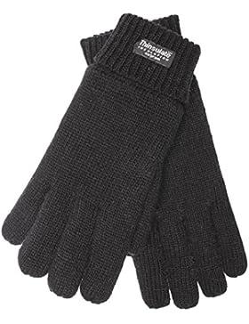 EEM guantes de punto Jette para mujer con Thinsulate Forro, 100% lana