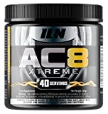 Best Pre Workout Supplements Women - Iron Labs Nutrition, AC8 Xtreme (Tropical Blast) Review