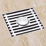 Dusche Platz Edelstahl Deodorant Bodenablauf Bad Bodenablauf Waschmaschine Filter