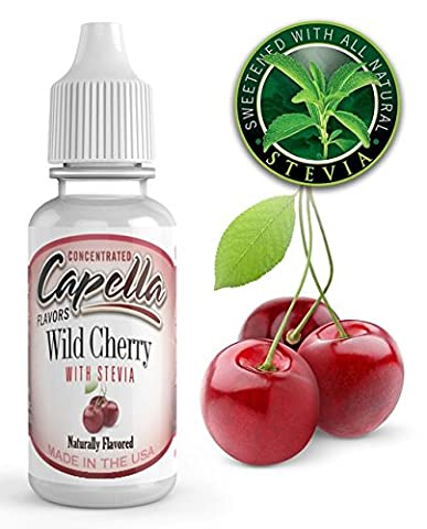 Capella Aroma 13ml DIY Wild Cherry with Stevia